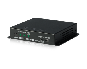 CYP AU-11CA-4K22 HDMI Audio Embedder with built-in Repeater (4K, HDCP2.2, HDMI2.0)