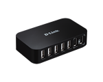 D-Link 7-Port Hi-speed USB 2.0 Hub
