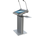 ILS SYNERGY SW Large head Intelligent Lectern pulpitus