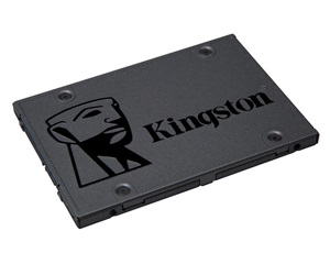 "Kingston A400 SSD, 120GB, SATA3, 2,5"" 7mm (SA400S37/120G)"