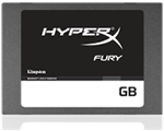 "Kingston HyperX Fury 2,5"" SATA3 SSD 240GB (SHFS37A/240G)"