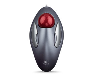 Logitech TrackMan Marble Silver