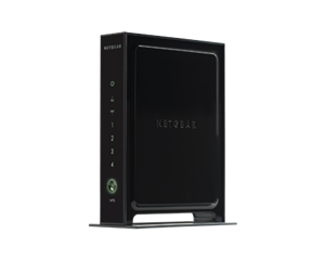 Netgear WNR3500L N300 WiFi router, Gigabit, USB, Open Source
