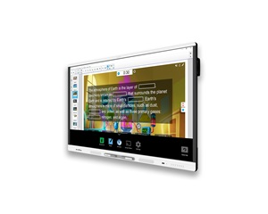 SMART Board MX286 interaktív monitor iQ és SMART Learning Suite csomaggal