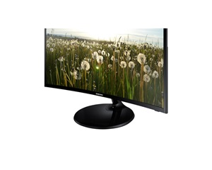 Samsung V27F390FEW ívelt monitor/TV, 2xHDMI