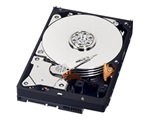 "WD Blue 1TB HDD, 3,5"", SATA3, 7200rpm, 64MB"