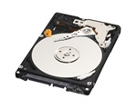 "WD Scorpio Blue 1TB HDD, 2,5"", 5400rpm, 8MB"