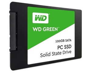 Western Digital Green SSD, 120GB, M.2, SATA3 (WDS120G2G0B)